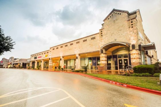 Commercial Real Estate Photography Retail Property
